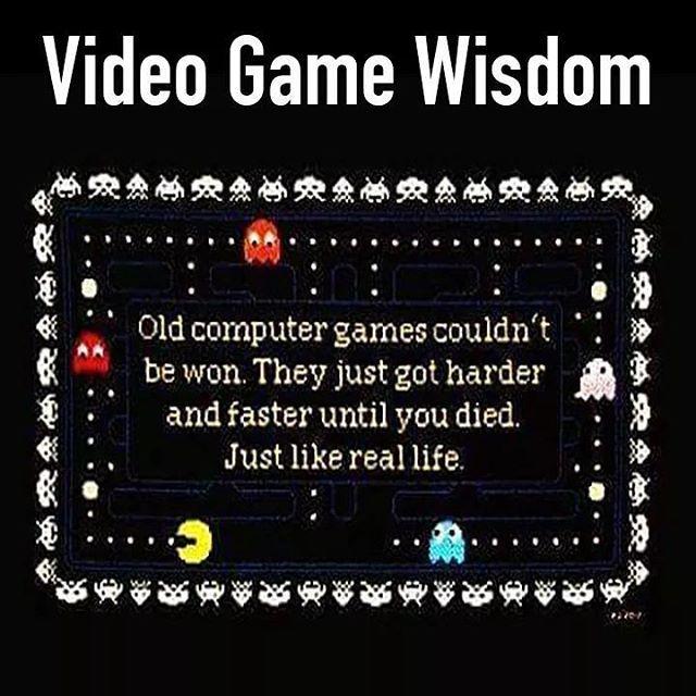 So True Gaming Retro Pacman Classicgames Atari Sega Nintendo Videogames Gamingmemes Funny Gaming Memes Funny Games Old Computers