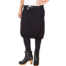 Make a wish skirt - black