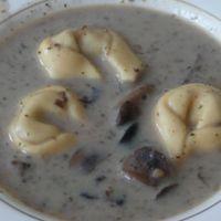Polish Mushroom Soup | Authentic Polish Recipes | Authentic Polish Recipes, Customs & Traditions
