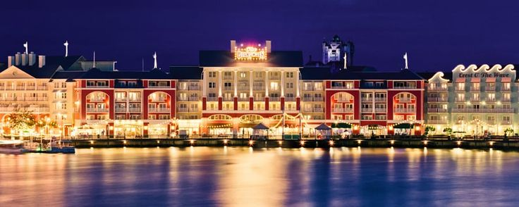 Experience the timeless charm of Disney's BoardWalk, a quarter-mile promenade of exquisite dining, unique shops and exciting nightlife. Stroll along the water's edge, play afternoon midway games and discover evening street performers. Evoking turn-of-the-century boardwalks in such coastal cities as Coney Island and Atlantic City, Disney's BoardWalk is a short stroll to Epcot and a breezy boat ride to Disney's Hollywood Studios.
