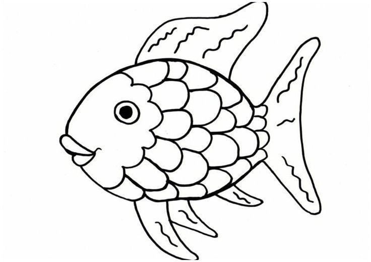 vorlage fische zum ausdrucken  googlesuche in 2020