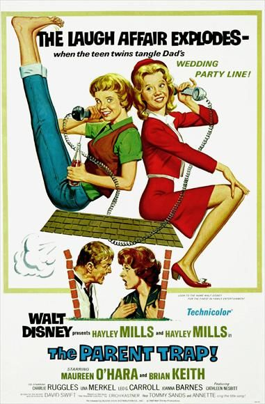I love Hayley Mills films during her child/teen years.  Plus this is probably my second favourite film ever.: