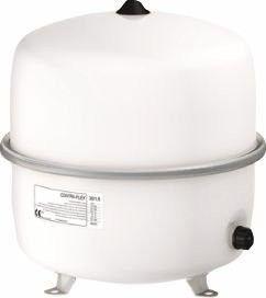 Buderus Logafix Ausdehnungsgefäß BU-H für Heizungsanlagen (18 - 50 Liter)
