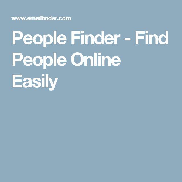 People Finder - Find People Online Easily