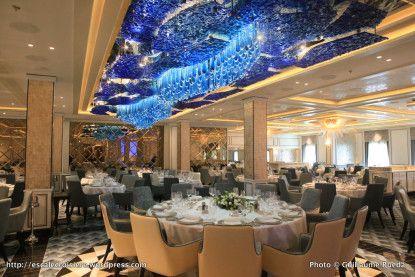 New Panasian Restaurant On Regent Seven Seas Explorer  Sea Prepossessing Explorer Of The Seas Dining Room Design Ideas
