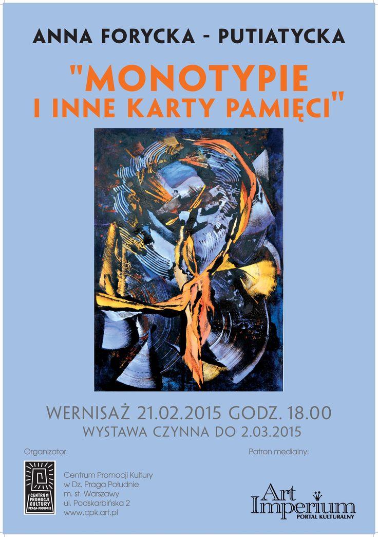 Wystawa prac graficznych Anny Foryckiej-Putiatyckiej