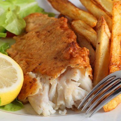 Deep Fried Fish Batter Recipe