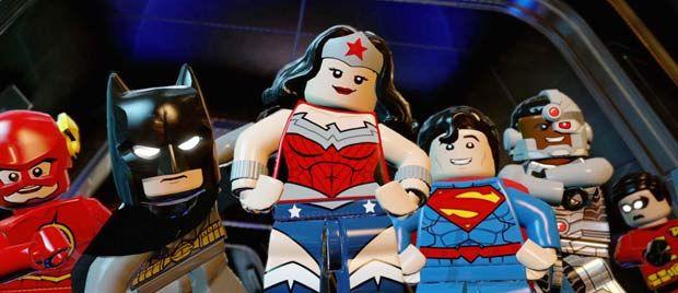 LEGO Batman 3: Beyond Gotham - Recenze hry na Hrej.cz