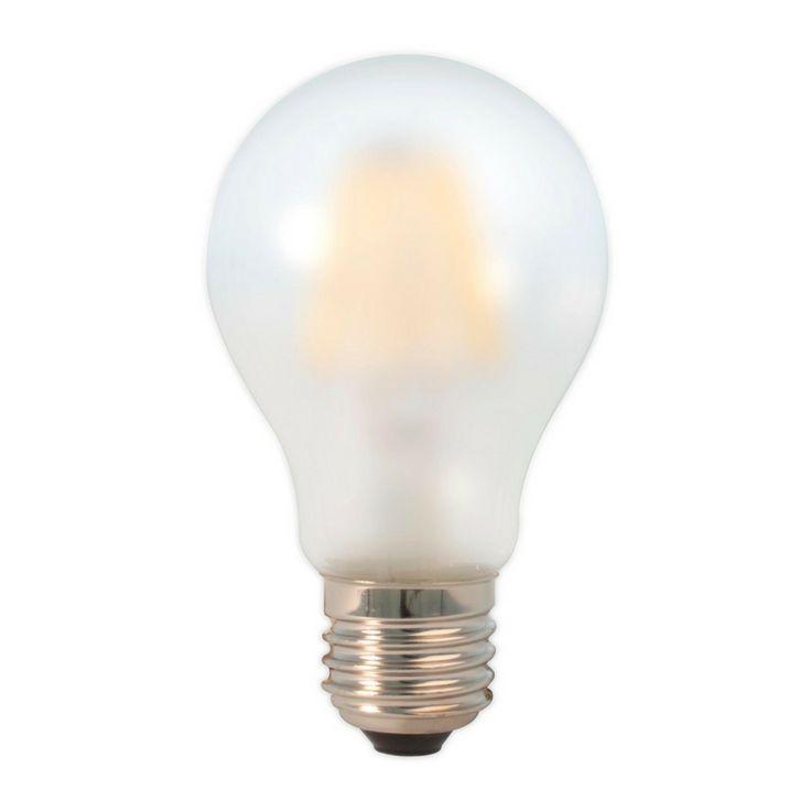 LED Filament Bulb frosted E27
