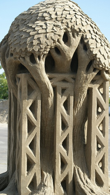 by NW Sand Festival, via Flickr   originally pinned by Penny Raio   #aaa #sandcastle www.aaa.com/travel