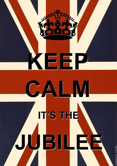 jubilee keep calm