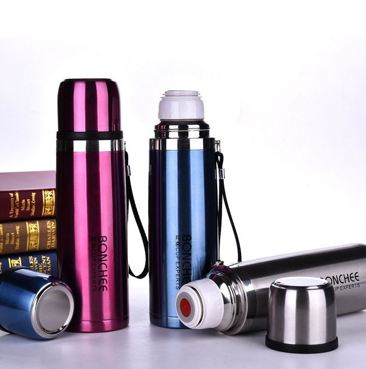 termos 900ml outdoor thermocup High capacity stainless steel vacuum thermos my cup bottle  termica termo copo water flask termos