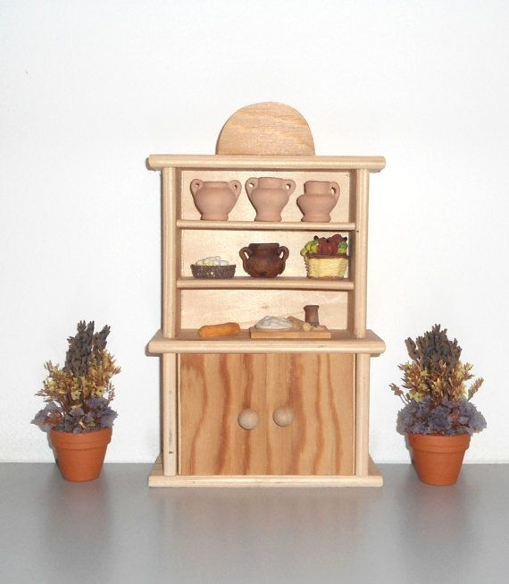 17 migliori idee su dispensa cucina su pinterest mobili for Arredamento in miniatura