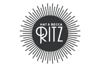 Ritz wedding monogram | Bauerhaus Design Inc. - logo, web and ...