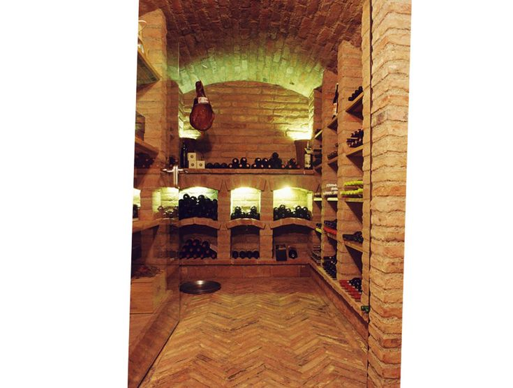 Gewölbekeller gestalten  24 besten Ziegel -/ Gewölbekeller Bilder auf Pinterest ...