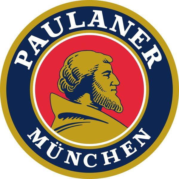 Paulaner beer logo // Drink Paulaner Cans This Octoberfest Paulaner Logo