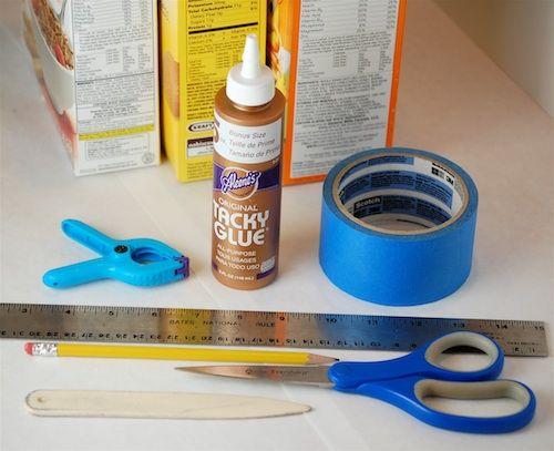 Cereal box houses tutorial interior design pinterest for Interior design 7 0 tutorial