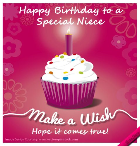 Birthday Quotes For Nieces: #Birthday Ecard For A Special #niece. Www.123greetings.com