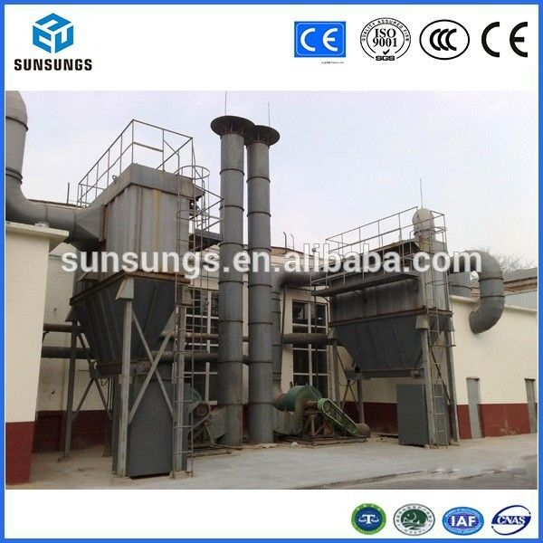 Hot Sale Bag Collectors dust filter for Bin venting of quarry storage