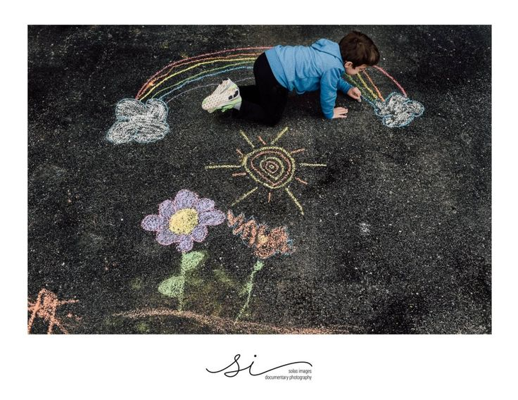 sidewalk chalk pictures, daily fan favorite