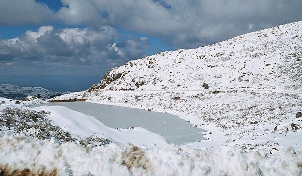 Winter in the Serra da Estrela, Portugal. http://www.hideawayportugal.com/modules/property/listing-1022.htm