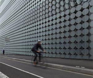 RMIT Design Hub by Sean Godsell architects