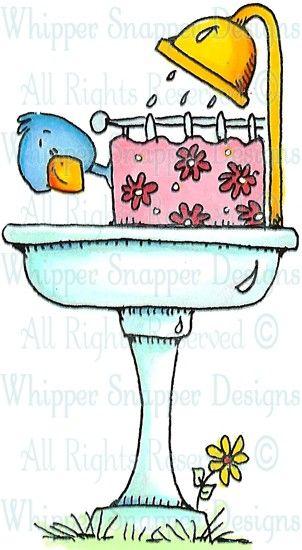Whipper Snaper A.M. Shower - bjl