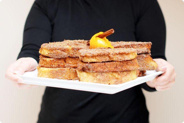 Receta de Torrijas fritas para Semana Santa con Thermomix