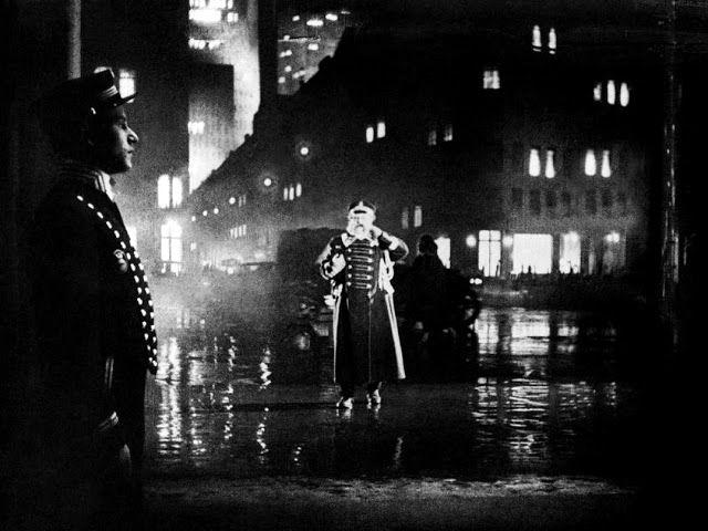 Némafilmek - magyarul: Der Letzte Mann (1924)