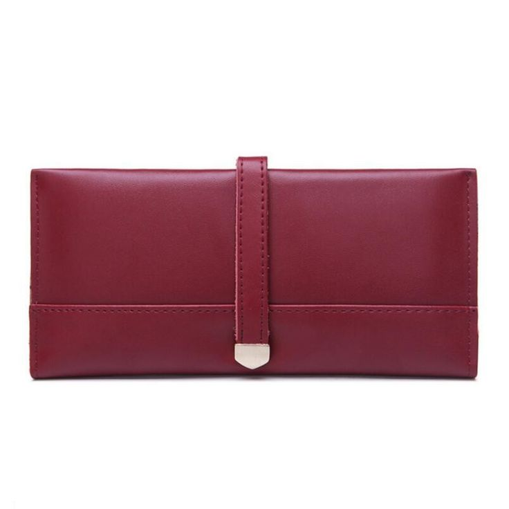 12.92$  Watch now - http://alic1g.shopchina.info/go.php?t=32322142579 - wine red card wallet women wallets womans genuine leather wallet female purse card holder red money bag ladies leather wallets 12.92$ #buyininternet