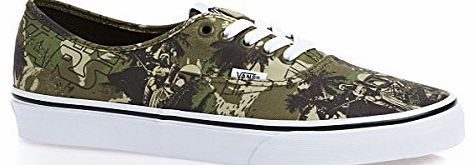 Vans Authentic (Star Wars) Boba Fett Camo Shoe W4NDJH (UK7) Coming to you from a galaxy far, far away the Vans x Star Wars collection Authentic. Iconic forces have merged, scenes and characters from the legendary film meet up with (Barcode EAN = 0706421789851) http://www.comparestoreprices.co.uk//vans-authentic-star-wars-boba-fett-camo-shoe-w4ndjh-uk7-.asp