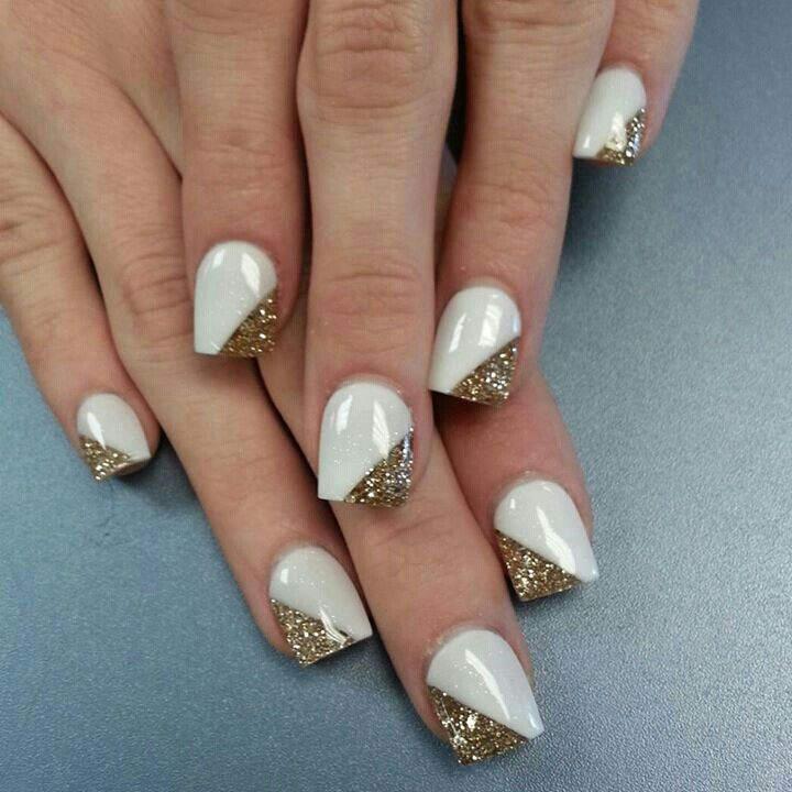 Fingernails Designs Idea 25 best ideas about nail design on pinterest finger nails fingernail designs and summer shellac designs 337 Best Images About Glitter Sparkle Shine On Pinterest Gold Nails China Glaze And Nail Nail