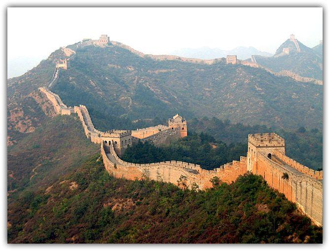 Раскрыт секрет прочности Великой Китайской стены Источник: www.membrana.ru