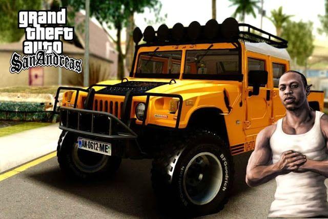 تحميل لعبة Gta San Andreas 6 San Andreas Monster Trucks San