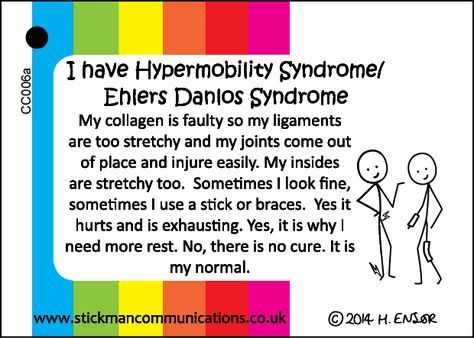 bird hand ehlers danlos hypermobility | light hearted explanation of Hypermobility Syndrome/Ehlers Danlos ...