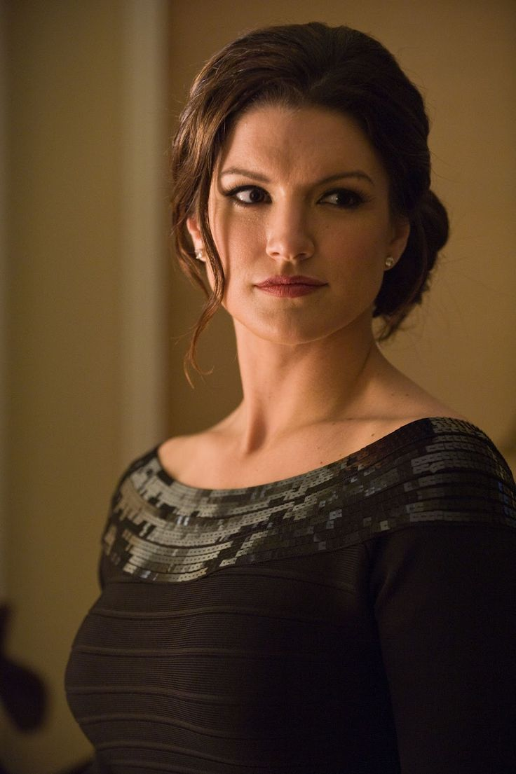 Athena massey red alert pictures to pin on pinterest - Gina Carano