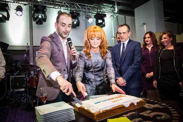 Λαμπερό το Πάρτι για τη κοπή της Πίτας της AirfastTickets