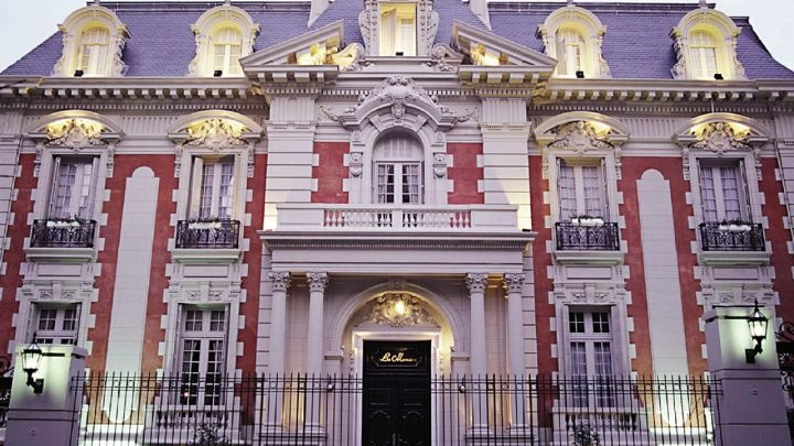 hotel possibility: Four Seasons Buenos Aires