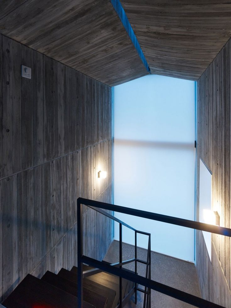 236 best materials concrete images on pinterest - Takanawa house by o f d hiroyuki ito ...