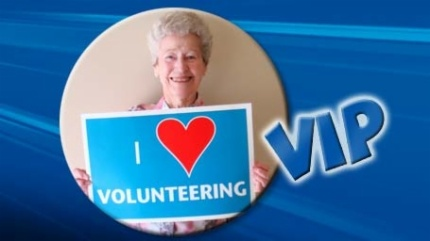 Name: Laverna Jennings  Volunteer Organization: Calgary Meals on Wheels  Volunteer Since: 1966 (one year after the organization was formed)