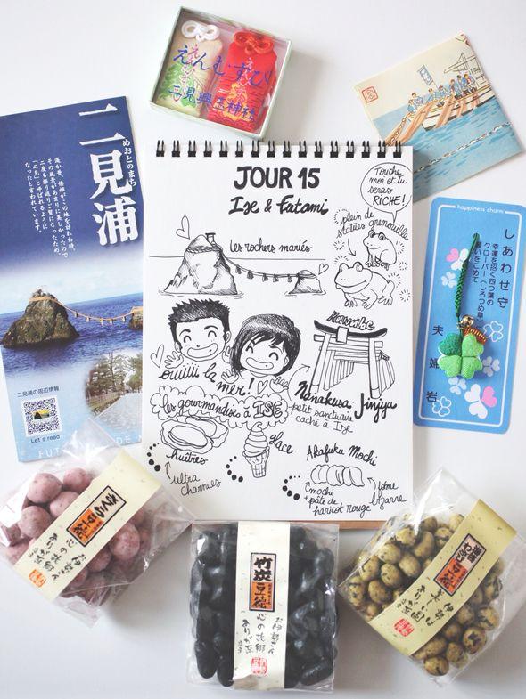 Original pinner sez: My Japan Travel Diary  DAY 15 : Ise & Futami www.tokyobanhbao.com