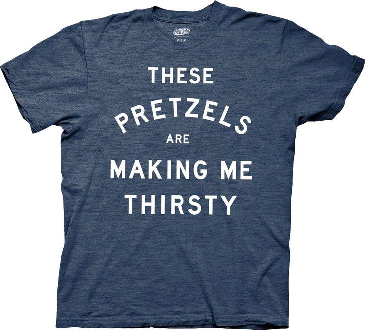 Thirsty Pretzels Seinfeld Shirt