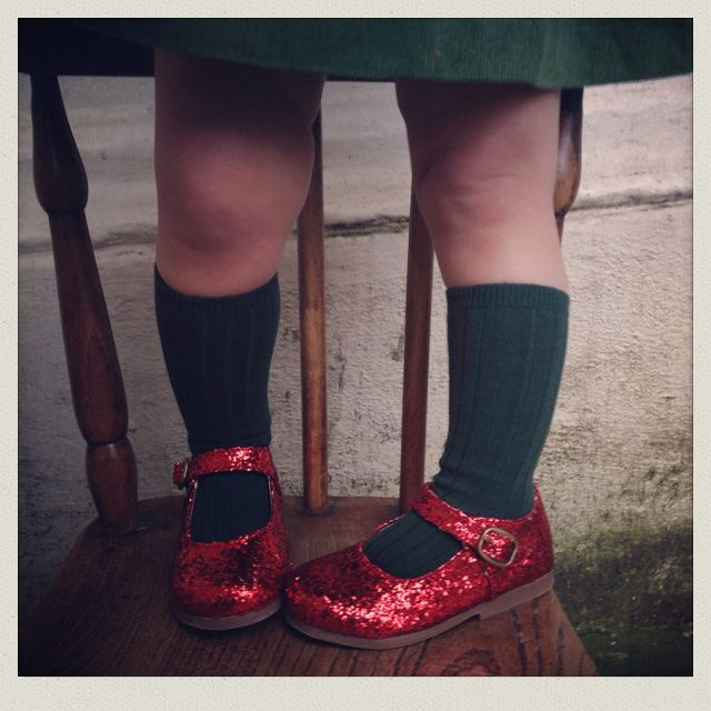 Dorothy-Shoes-Ruby from Elfie London