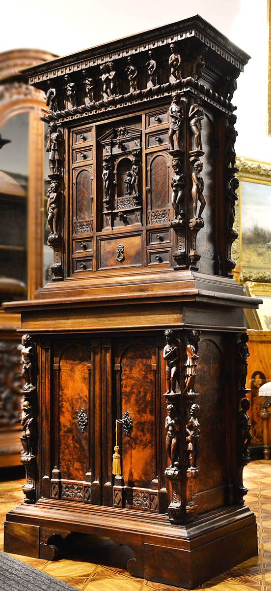 Neorenesansowy kabinet / neorenaissance
