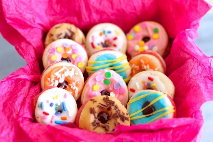 "French Macaron ""Jelly Donuts"" - Gemma's Bigger Bolder Baking"