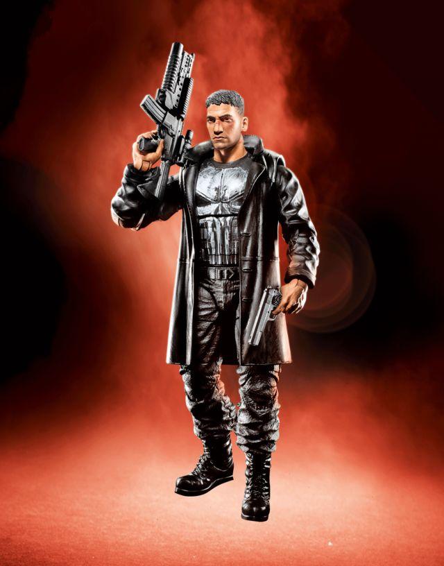 Netflix Marvel Legends Punisher Figure