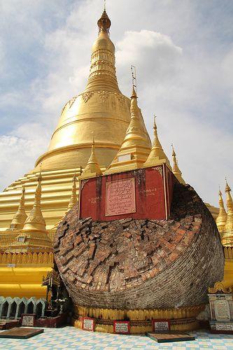 Shwemawdaw Paya, Bago, Myanmar | Shwemawdaw Paya, Bago, Myan… | Flickr