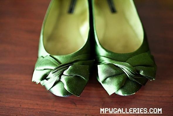 green flats. love.