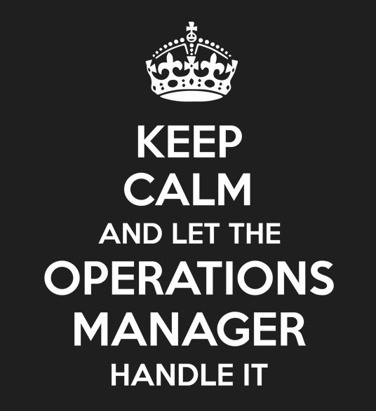LIMITED EDITION - OPERATIONS MANAGER - Fabrily