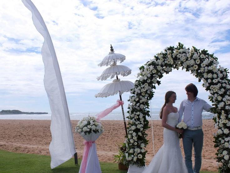 Hochzeit im Ausland, Ayodya Resort Bali…